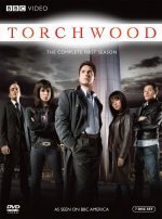 Cover Torchwood, Poster Torchwood