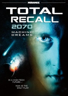 Total Recall 2070, Cover, HD, Stream, alle Folgen