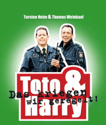 Toto & Harry, Cover, HD, Serien Stream, ganze Folge
