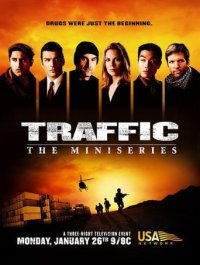 Cover Traffic, TV-Serie, Poster
