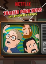 Cover Trailer Park Boys: The Animated Series, Poster Trailer Park Boys: The Animated Series