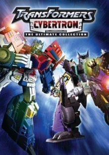Transformers: Cybertron, Cover, HD, Stream, alle Folgen