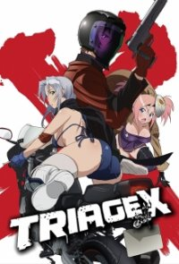 Cover Triage X, Triage X