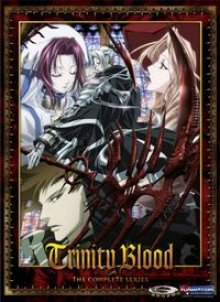 Cover Trinity Blood, Trinity Blood