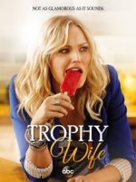 Cover Trophy Wife, Poster Trophy Wife