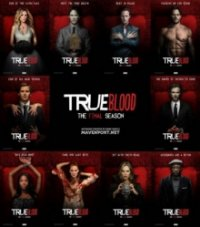 Cover True Blood, True Blood