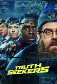 Poster, Truth Seekers Serien Cover
