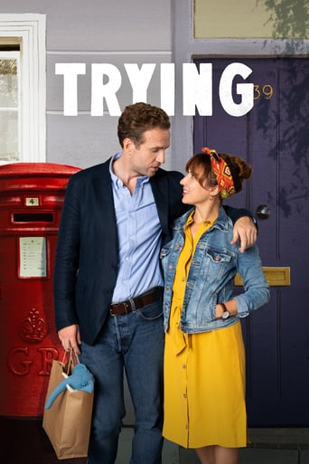 Trying, Cover, HD, Serien Stream, ganze Folge