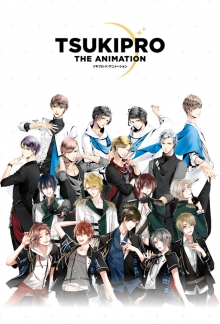 TsukiPro The Animation, Cover, HD, Serien Stream, ganze Folge