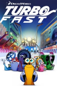 Cover der TV-Serie Turbo FAST