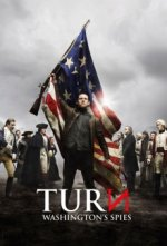 Cover Turn: Washington's Spies, Poster Turn: Washington's Spies