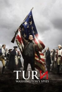 Cover der TV-Serie Turn: Washington's Spies