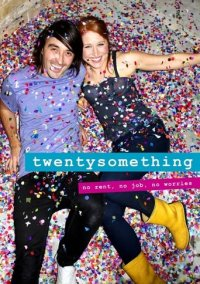 Poster, Twentysomething Serien Cover