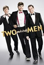 Cover Two and a Half Men, Poster Two and a Half Men