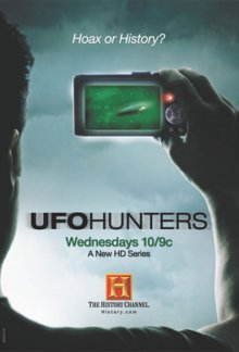 Cover UFO Hunters, TV-Serie, Poster