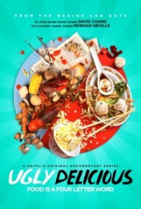 Cover der TV-Serie Ugly Delicious