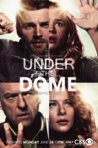 Poster, Under the Dome Serien Cover