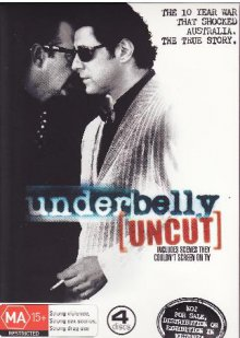 Cover Underbelly, TV-Serie, Poster