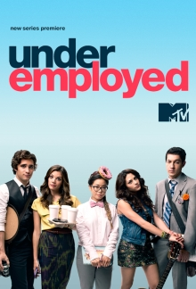 Underemployed, Cover, HD, Serien Stream, ganze Folge