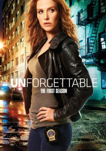 Cover Unforgettable, TV-Serie, Poster