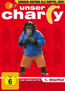 Poster, Unser Charly Serien Cover