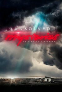 Poster, Unsolved Mysteries Serien Cover
