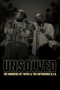 Cover Unsolved, Unsolved