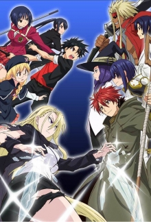 UQ Holder!, Cover, HD, Serien Stream, ganze Folge