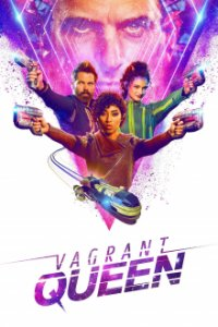 Poster, Vagrant Queen Serien Cover