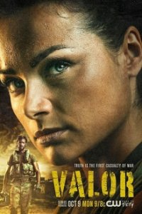 Cover Valor, TV-Serie, Poster