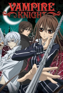 Vampire Knight, Cover, HD, Stream, alle Folgen