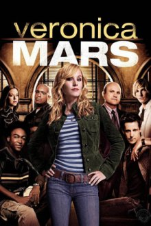 Veronica Mars Cover, Poster, Veronica Mars