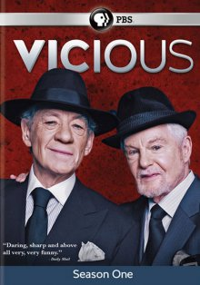 Vicious Serien Cover