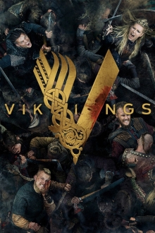 Vikings, Cover, HD, Stream, alle Folgen