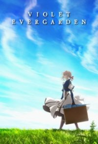 Cover Violet Evergarden, Poster, HD