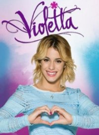 Cover der TV-Serie Violetta