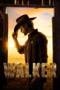 Poster, Walker Serien Cover