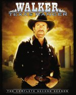 Cover Walker, Texas Ranger, Poster Walker, Texas Ranger