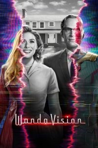 Cover WandaVision, Poster, HD