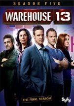 Cover Warehouse 13, Poster Warehouse 13