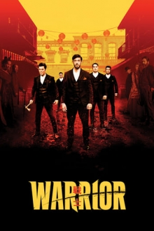Warrior, Cover, HD, Serien Stream, ganze Folge