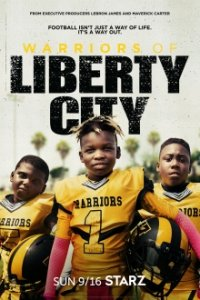 Poster, Warriors of Liberty City Serien Cover
