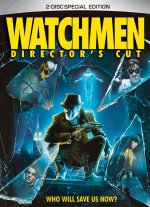 Cover Watchmen, Poster Watchmen
