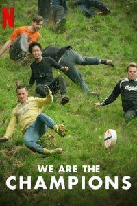 Poster, We Are the Champions Serien Cover