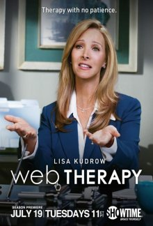 Cover Web Therapy, TV-Serie, Poster