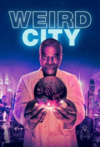 Poster, Weird City Serien Cover