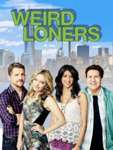 Cover Weird Loners, TV-Serie, Poster