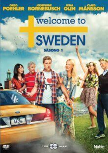 Cover Welcome to Sweden, Welcome to Sweden