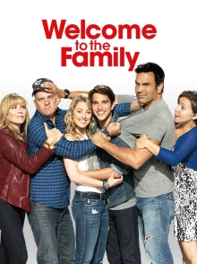 Cover von Welcome to the Family (Serie)