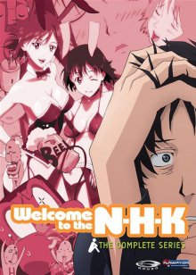 Welcome to the N.H.K., Cover, HD, Stream, alle Folgen